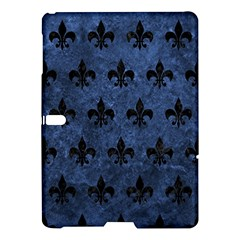 Royal1 Black Marble & Blue Stone Samsung Galaxy Tab S (10 5 ) Hardshell Case  by trendistuff