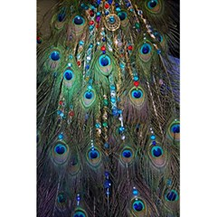 Peacock Jewelery 5 5  X 8 5  Notebooks by Simbadda