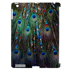 Peacock Jewelery Apple Ipad 3/4 Hardshell Case (compatible With Smart Cover) by Simbadda