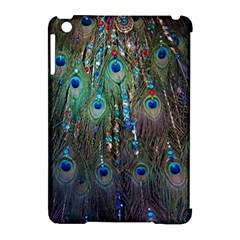 Peacock Jewelery Apple Ipad Mini Hardshell Case (compatible With Smart Cover) by Simbadda