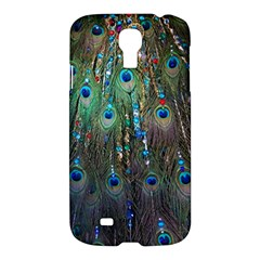 Peacock Jewelery Samsung Galaxy S4 I9500/i9505 Hardshell Case by Simbadda