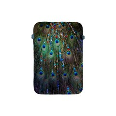 Peacock Jewelery Apple Ipad Mini Protective Soft Cases by Simbadda