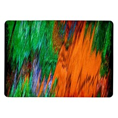 Watercolor Grunge Background Samsung Galaxy Tab 10 1  P7500 Flip Case by Simbadda
