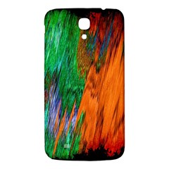 Watercolor Grunge Background Samsung Galaxy Mega I9200 Hardshell Back Case by Simbadda