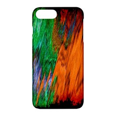 Watercolor Grunge Background Apple Iphone 7 Plus Hardshell Case by Simbadda
