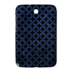 Circles3 Black Marble & Blue Stone Samsung Galaxy Note 8 0 N5100 Hardshell Case  by trendistuff