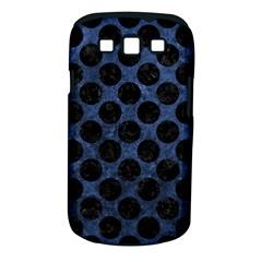 Circles2 Black Marble & Blue Stone (r) Samsung Galaxy S Iii Classic Hardshell Case (pc+silicone) by trendistuff