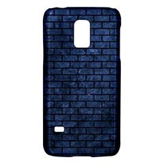 Brick1 Black Marble & Blue Stone (r) Samsung Galaxy S5 Mini Hardshell Case  by trendistuff