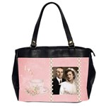 Mother Vintage Bag - Oversize Office Handbag (2 Sides)