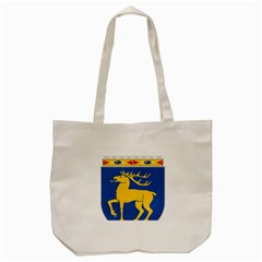 Coat Of Arms Of Aland Tote Bag (cream) by abbeyz71