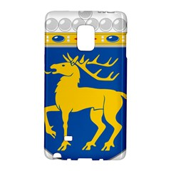 Coat Of Arms Of Aland Galaxy Note Edge by abbeyz71