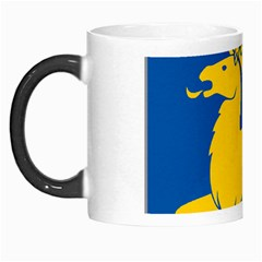 Coat Of Arms Of Aland Morph Mugs by abbeyz71