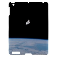 Amazing Stunning Astronaut Amazed Apple Ipad 3/4 Hardshell Case by Simbadda