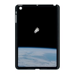 Amazing Stunning Astronaut Amazed Apple Ipad Mini Case (black) by Simbadda