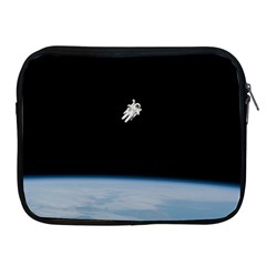 Amazing Stunning Astronaut Amazed Apple Ipad 2/3/4 Zipper Cases by Simbadda