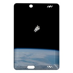 Amazing Stunning Astronaut Amazed Amazon Kindle Fire Hd (2013) Hardshell Case by Simbadda