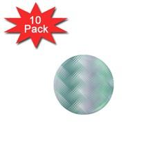 Jellyfish Ballet Wind 1  Mini Magnet (10 Pack)  by Simbadda