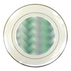 Jellyfish Ballet Wind Porcelain Plates by Simbadda
