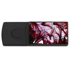 Jellyfish Ballet Wind Usb Flash Drive Rectangular (4 Gb) by Simbadda