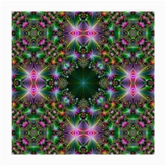 Digital Kaleidoscope Medium Glasses Cloth by Simbadda