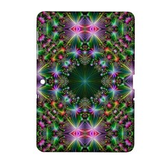 Digital Kaleidoscope Samsung Galaxy Tab 2 (10 1 ) P5100 Hardshell Case  by Simbadda