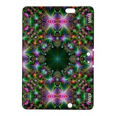 Digital Kaleidoscope Kindle Fire Hdx 8 9  Hardshell Case by Simbadda