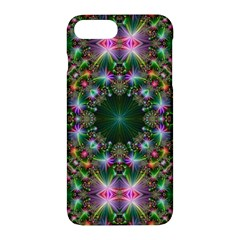 Digital Kaleidoscope Apple Iphone 7 Plus Hardshell Case by Simbadda
