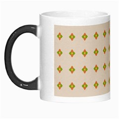 Pattern Background Retro Morph Mugs by Simbadda
