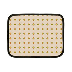 Pattern Background Retro Netbook Case (small)  by Simbadda