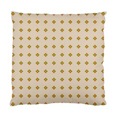 Pattern Background Retro Standard Cushion Case (two Sides) by Simbadda