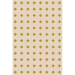 Pattern Background Retro 5 5  X 8 5  Notebooks by Simbadda