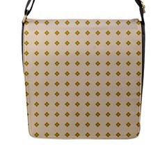 Pattern Background Retro Flap Messenger Bag (l)  by Simbadda