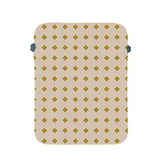 Pattern Background Retro Apple Ipad 2/3/4 Protective Soft Cases by Simbadda