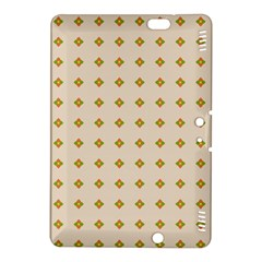 Pattern Background Retro Kindle Fire Hdx 8 9  Hardshell Case by Simbadda