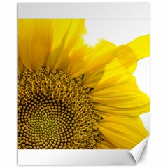 Plant Nature Leaf Flower Season Canvas 16  X 20   by Simbadda