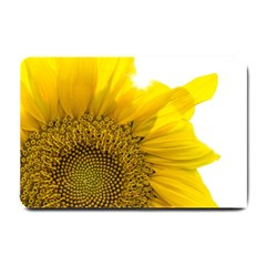 Plant Nature Leaf Flower Season Small Doormat  by Simbadda