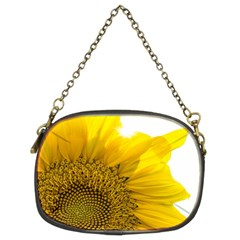 Plant Nature Leaf Flower Season Chain Purses (two Sides)  by Simbadda
