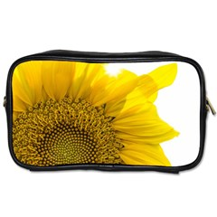 Plant Nature Leaf Flower Season Toiletries Bags 2 Side by Simbadda