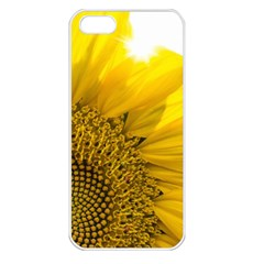 Plant Nature Leaf Flower Season Apple Iphone 5 Seamless Case (white) by Simbadda