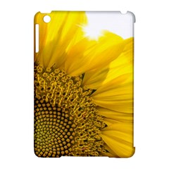 Plant Nature Leaf Flower Season Apple Ipad Mini Hardshell Case (compatible With Smart Cover) by Simbadda