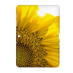 Plant Nature Leaf Flower Season Samsung Galaxy Tab 2 (10 1 ) P5100 Hardshell Case  by Simbadda