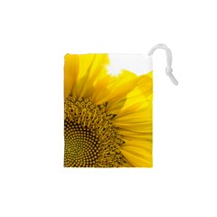 Plant Nature Leaf Flower Season Drawstring Pouches (xs)  by Simbadda