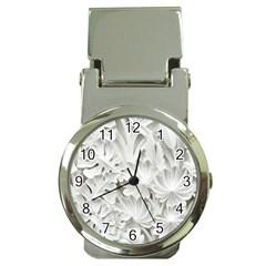 Pattern Motif Decor Money Clip Watches by Simbadda
