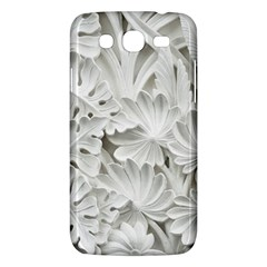 Pattern Motif Decor Samsung Galaxy Mega 5 8 I9152 Hardshell Case  by Simbadda