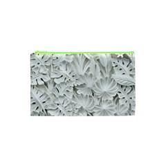 Pattern Motif Decor Cosmetic Bag (xs) by Simbadda