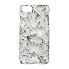Pattern Motif Decor Apple Iphone 7 Hardshell Case by Simbadda