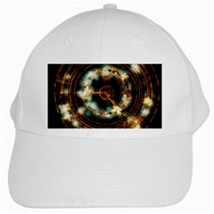 Science Fiction Energy Background White Cap by Simbadda