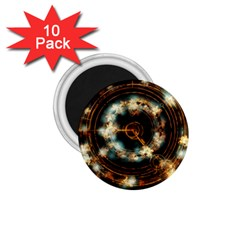 Science Fiction Energy Background 1 75  Magnets (10 Pack)  by Simbadda