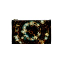Science Fiction Energy Background Cosmetic Bag (small)  by Simbadda