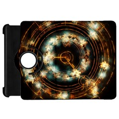 Science Fiction Energy Background Kindle Fire Hd 7  by Simbadda